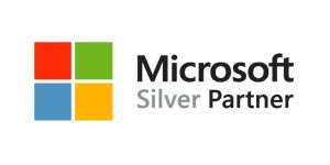 Microsoft Silberpartner Logo