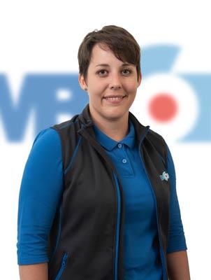 Janina Schärl, Assistentin Datenschutz